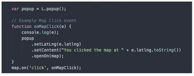A Gentle Introduction to Web Map APIs – Yos Riady · Software Craftsman